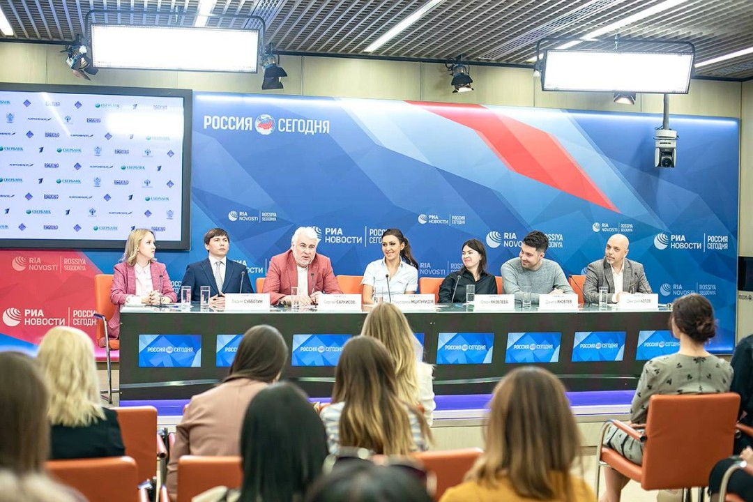 Interview with Vadim Subbotin at the press conference «Participation of the Russian delegation at the 72nd Cannes film festival»