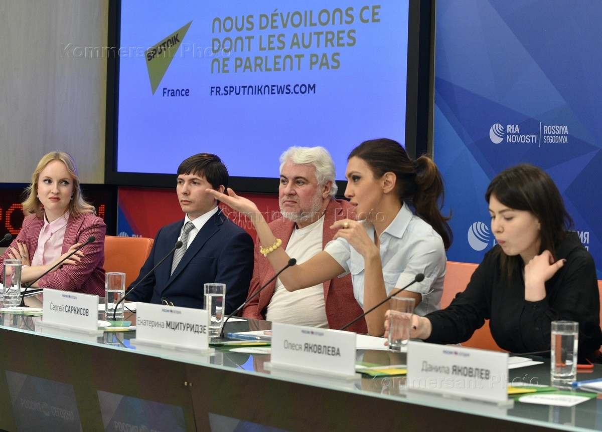 nterview with Vadim Subbotin at the press conference «Participation of the Russian delegation at the 72nd Cannes film festival»